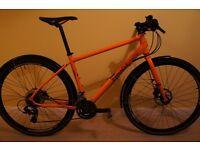Pinnacle Lithium 2 Hybrid Bicycle 2015 Model Medium Orange