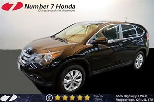 2014 Honda CR-V EX-L| Leather, Backup Cam, All-Wheel Drive!