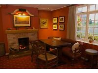 Commis chef - Full time position within small team at good quality freehold food led pub/restaurant