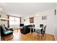 Bright spacious 2 bed, 2 bathroom flat allocated off-street parking. Falcon Road SW11