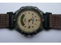 Timex Expedition Outdoor style style watch. WR 50m