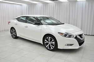 2016 Nissan Maxima 3.5SV SEDAN w/ HTD LEATHER, NAV, BACK-UP CAM