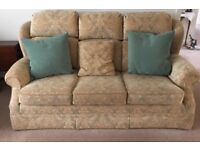 Parker Knoll 3 piece suite. Perfect condition from pet, children & smoke free home