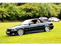 BMW 328i Convertible LSD, M3 ,E36 Leather!