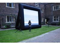 Pop-up Cinema Equipment for Hire
