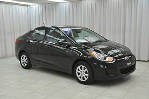 2013 Hyundai Accent L 6SPD SEDAN w/ USB/AUX PORTS, ACTIVE ECO &