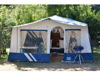 Pennine Fiesta 4 Berth folding camper