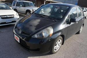 2007 Honda Fit LX | POWER GROUP | CLEAN CARPROOF |