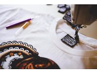 Seamstress (Clothing Labels, Patches & Modifications)