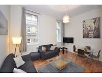 Short Executive Let Available - All Bills Included - Fantastic One Bed Apartment at George Square