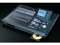 KORG D32XD Digital Multi-Track Recorder WITH ACB-8 and AIB-8