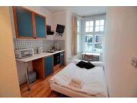 Modern studio in Fulham Hammersmith W6 £285 All Bills Included