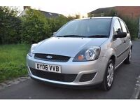 FORD FIESTA 1.2 STYLE 5DR PETROL (PART SERVICE HISTORY,1 OWNER)