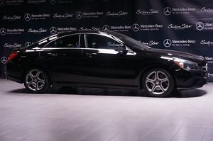 2014 Mercedes-Benz CLA250 Coupe Anthracite Wave Trim, Heated Fro