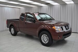 2016 Nissan Frontier 4.0SV 4x2 4DR 4PASS EXTENDED CAB w/ BLUETOO