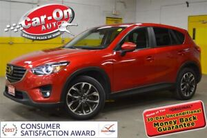 2016 Mazda CX-5 GT AWD LEATHER NAV SUNROOF BOSE LOADED