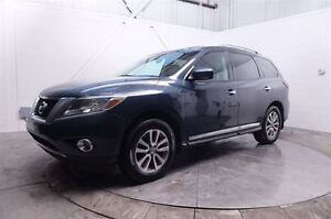 2013 Nissan Pathfinder SL AWD MAGS CUIR 7 PASSAGERS