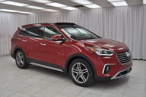 2019 Hyundai Santa Fe XL ULTIMATE 7PASS AWD SUV w/ TRAILER HITCH