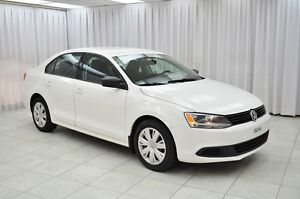 2011 Volkswagen Jetta TRENDLINE SEDAN w/ A/C, HTD SEATS & POWER