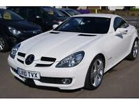 Mercedes-Benz SLK Slk200 Kompressor (white) 2010
