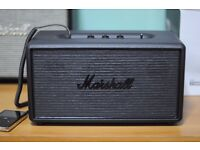 """Brand new"" Marshall Stanmore Speaker black edition"