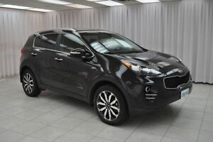 2017 Kia Sportage EX AWD SUV w/ BLUETOOTH, HEATED SEATS, DUAL CL