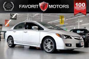 2009 Acura CSX LTHR | HEATED SEATS | SUNROOF | CRUISE CONTROL
