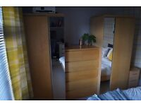 Two Ikea Wardrobes for sale