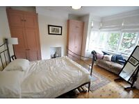 RECENTLY REFURBISHED MODERN 2 DOUBLE BED FLAT PERFECT FOR SHARERS & STUDENTS! LARGE PATIO £1500PM!!!