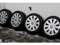 4 x BMW WINTER TYRES