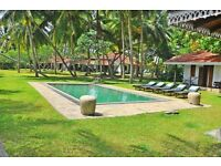 12% OFF 7 Nights stay in boutique villa Sri Lanka for £450