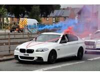 SMOKE FLARES FOR WEDDING PROM PHOTOSHOOT CAR HIRE OCCASION ETC VW AUDI GOLF R S3 C63S M4