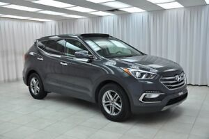 2018 Hyundai Santa Fe SPORT AWD SUV w/ BLUETOOTH, HEATED LEATHER