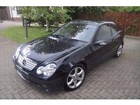 Mercedes-Benz C180K Sport   36k miles   06 reg   £4,500