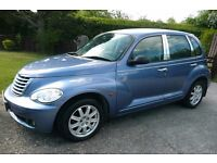 CHRYSLER PT CRUISER 2.4L TOURING AUTOMATIC 55 PLATE