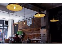 Creative Chef required for trendy fresh food cafe with all day brunch menu