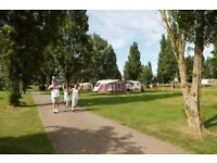 WATERSIDE COUNTRY PARK -Touring & camping pitches