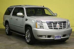 2010 Cadillac Escalade ESV 99K * Dual DVD * 1 OWNER *