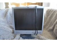 HP Pavilion 17 inch Computer PC monitor 4:3 screen F1723