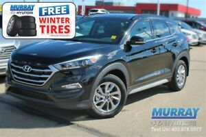 2017 Hyundai Tucson Luxury 2.0 AWD * FREE WINTER TIRES + 0% FINA