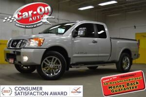 2012 Nissan Titan SL 4X4 LEATHER HEATED SEATS LOADED
