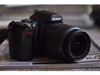DSLR Nikon D40