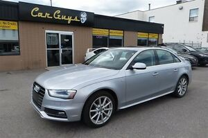 2015 Audi A4 2.0T Progressiv Plus w/ S-Line Package