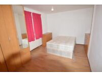 Clean & spacious fully furnished rooms available 1 minute from station