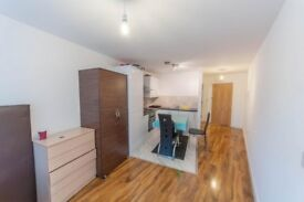 **** NEWLY REFURBISH STUDIO FLAT ARE AVAILABLE IN ILFORD IG1 4DU ****