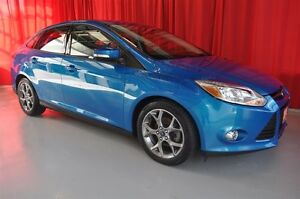 2013 Ford Focus SE Sedan - One Owner