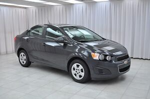 2014 Chevrolet Sonic LS ECO SEDAN w/ BLUETOOTH, A/C & ON-STAR