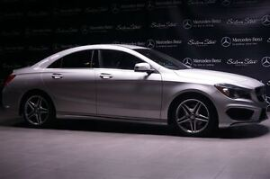 2014 Mercedes-Benz CLA250 4matic Coupe Metallic Paint, Heated Fr