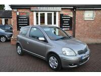 TOYOTA YARIS 1.0 COLOUR COLLECTION VVT-I 3d 65 BHP 2 OWNERS / 3 (silver) 2005