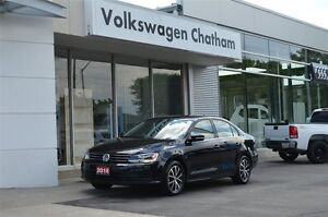 2016 Volkswagen Jetta Comfortline Heates Seats Sunroof Backup Ca